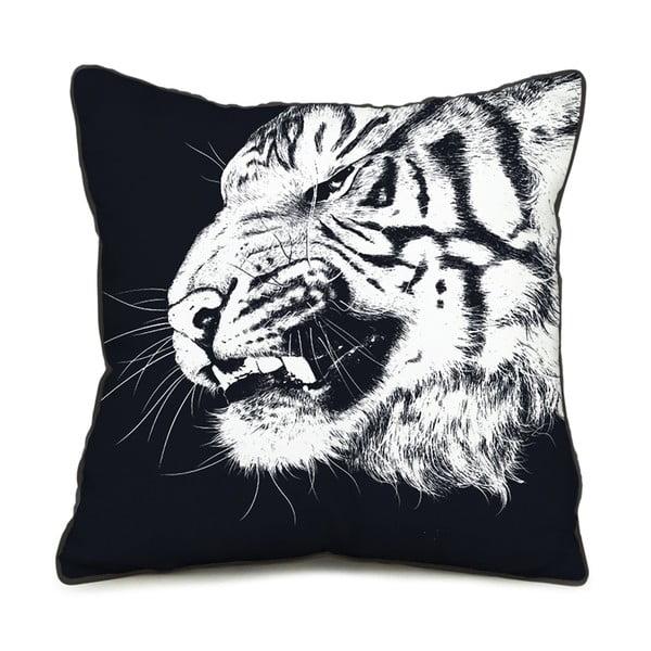 Poszewka na poduszkę Savage Tiger, 45x45 cm