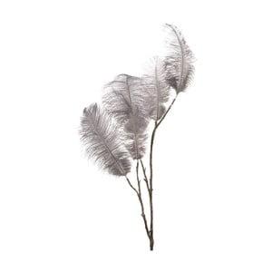 Dekoracja Feather Grey