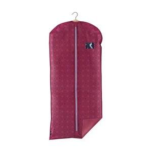 Fioletowy pokrowiec na sukienkę Domopak Ella