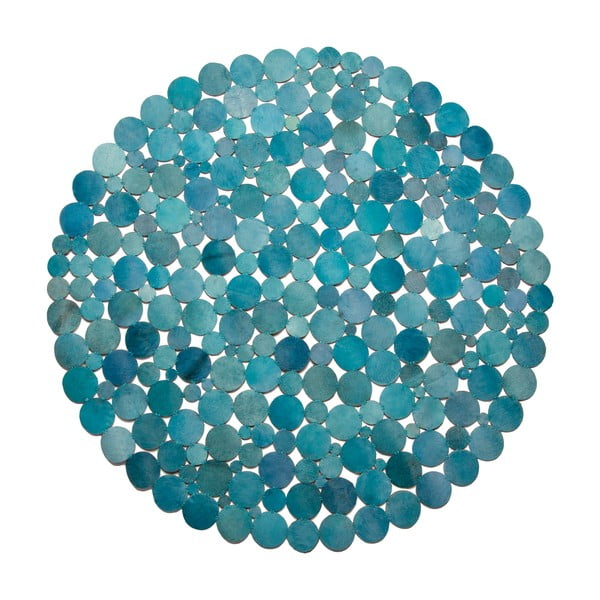 Dywan Palazzo Blue Mix, 110x110 cm