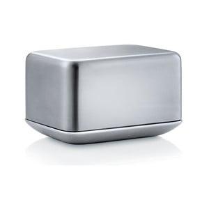 Maselniczka ze stali nierdzewnej Blomus Basic, na masło 125 g
