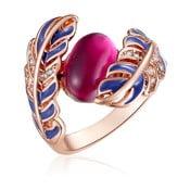 Pierścionek z kryształami Swarovski Lilly & Chloe Josée, rozm. 60