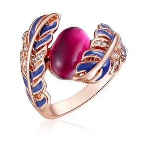 Pierścionek z kryształami Swarovski Lilly & Chloe Josée, rozm. 54
