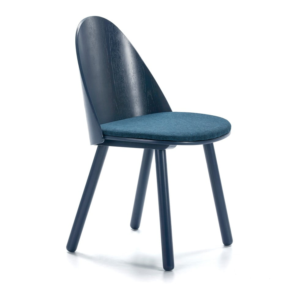 Niebieskie krzesło Teulat Uma