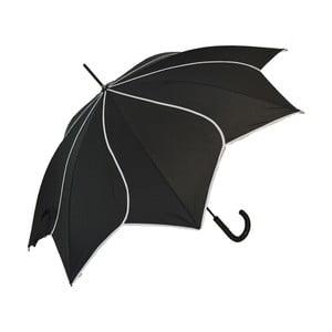 Czarny parasol Windmill