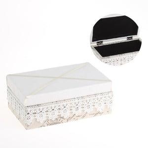 Pudełko na biżuterię Jewellery Lace