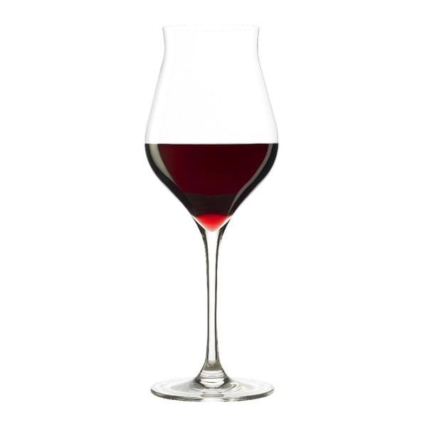 Zestaw 6 kieliszków Flame Bordeaux, 580 ml