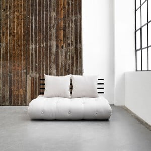 Sofa rozkładana Karup Shin Sano Black/Vision