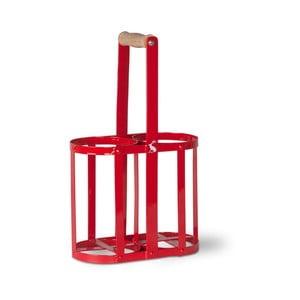 Nosidełko na szklanki Joules Red