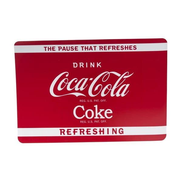 Podkładka Coca Cola Rosso