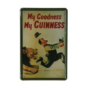Tablica My Guinness, 20x30 cm