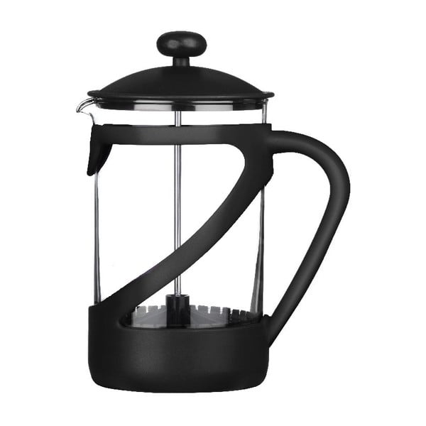 French press Cafetiere Black, 850 ml