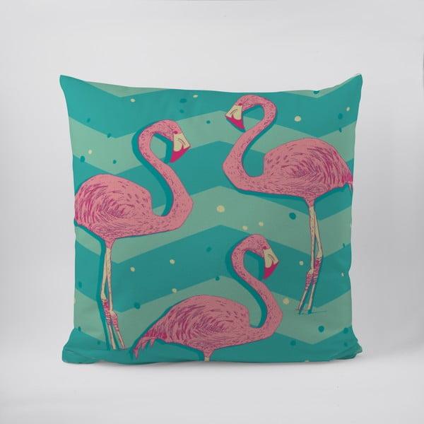 Poduszka Flamingos