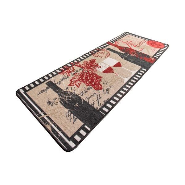 Beżowy dywan do kuchni HanseHomeChateau, 67x180cm