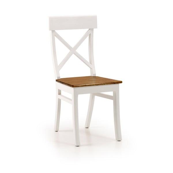 Krzesło New White Alexia
