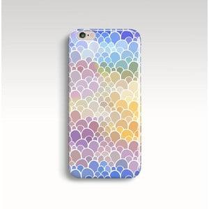 Etui na telefon Scenery Colour na iPhone 6/6S