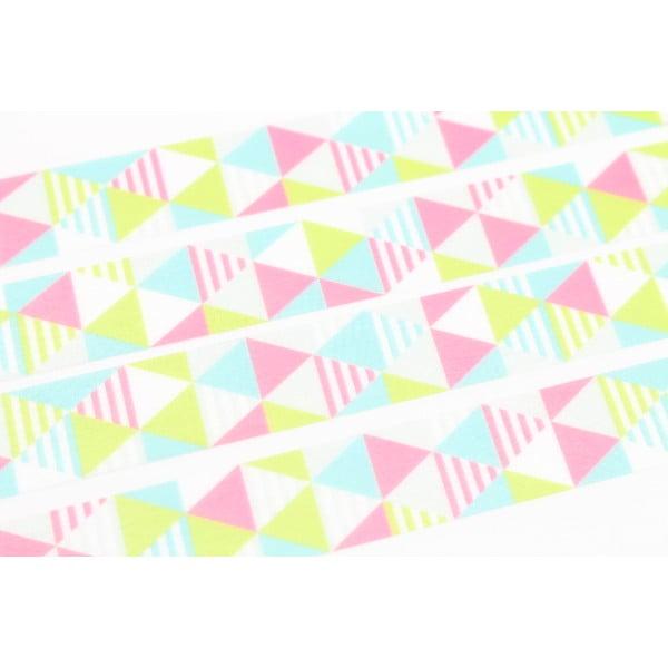 Taśma dekoracyjna washi MT Masking Tape Virginie, dł.10m
