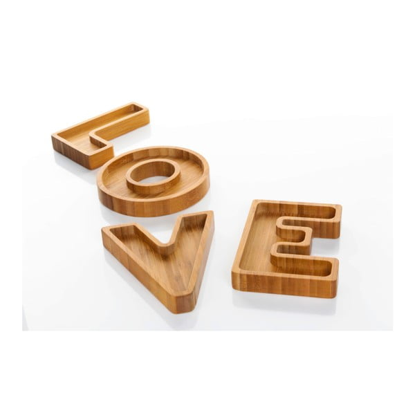 Miseczki Bambum LOVE