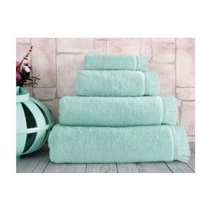 Miętowy ręcznik Irya Home Superior, 50x90 cm