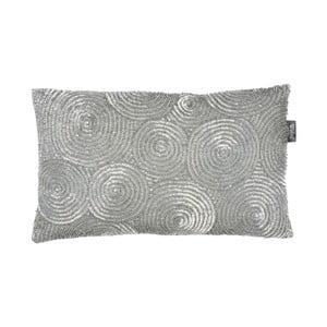 Szara poduszka Walra Dante, 30x50cm