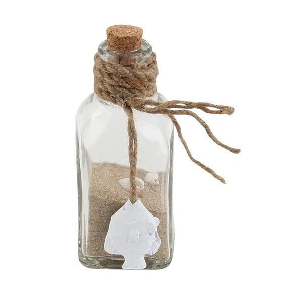 Dekoracyjna butelka z piaskiem Sand
