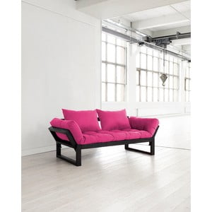 Sofa Karup Edge Black/Pink