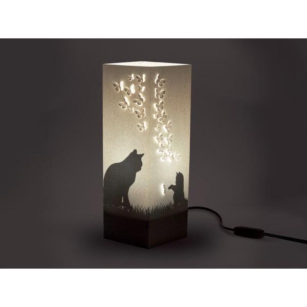 Lampa stołowa Kitten