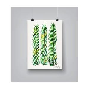 Plakat Americanflat Seaweed, 30x42 cm