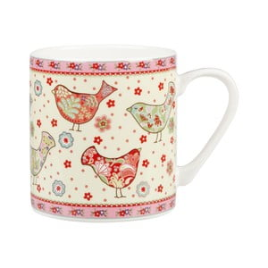 Kubek Mug Ditsy Birds, 340 ml