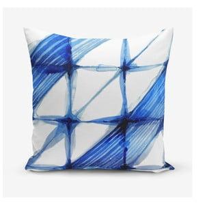 Poszewka na poduszkę z domieszką bawełny Minimalist Cushion Covers Aquarel, 45x45 cm