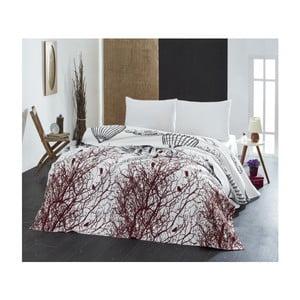 Lekka narzuta na łóżko White Double, 200x235cm