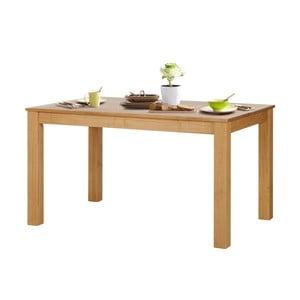 Stół do jadalni z drewna sosnowego Støraa Tommy, 140x90cm