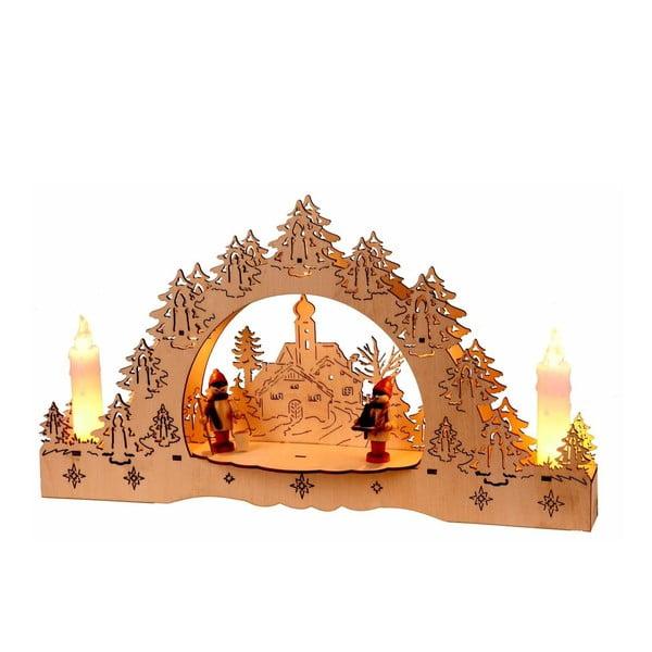 Dekoracja świecąca Best Season Merry Time