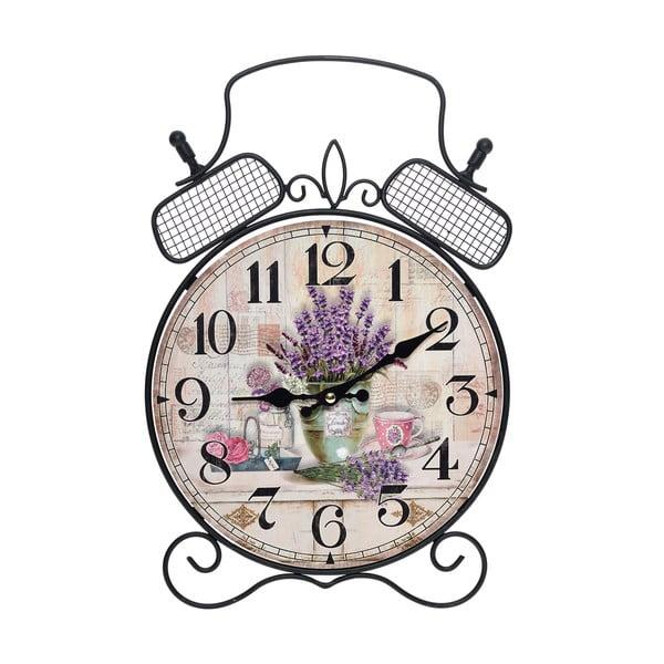 Zegar ścienny Lavender Clock
