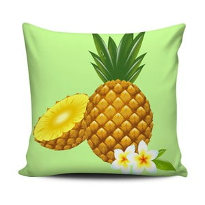 Poduszka Home de Bleu Tropical Pineapple, 43x43 cm