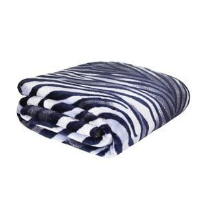 Koc Zebra Raschel, 150x200 cm