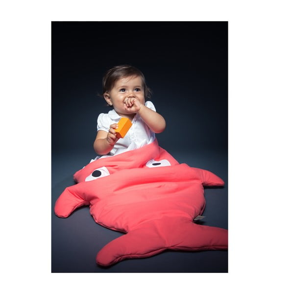 Śpiworek dla dziecka (również na lato) Coral Polka Dot