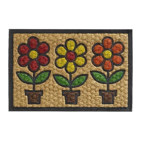 Wycieraczka Hamat Flower Power, 40x60 cm