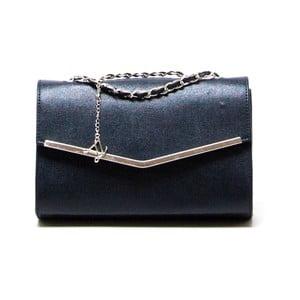 Skórzana torebka Luisa Vannini 420 Blu