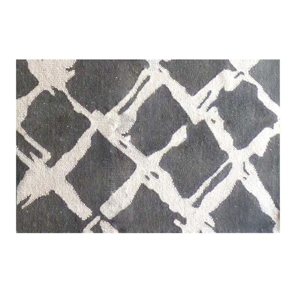 Ręcznie tkany dywan Kilim Modern 225, 60x90 cm