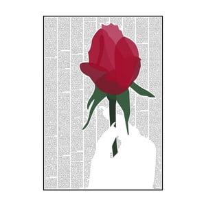 "Plakat ""Piękna i Bestia"", 21x29,7 cm"
