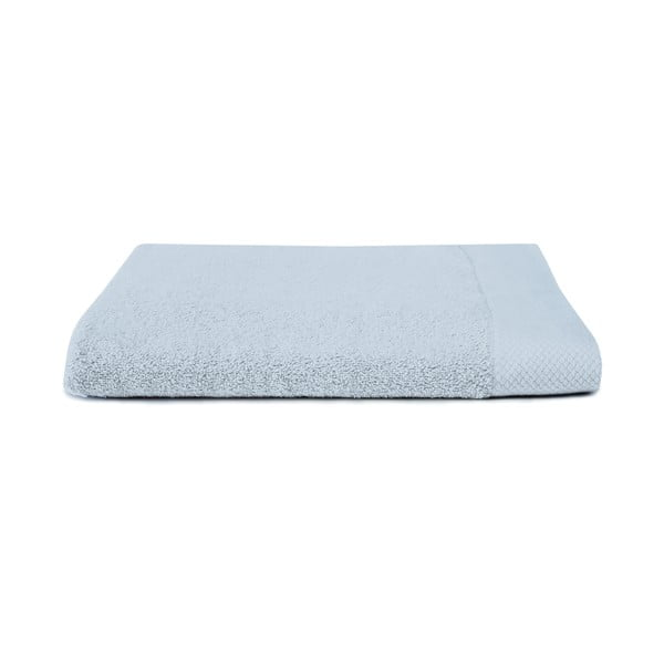 Niebieski ręcznik Seahorse Pure, 70x140cm