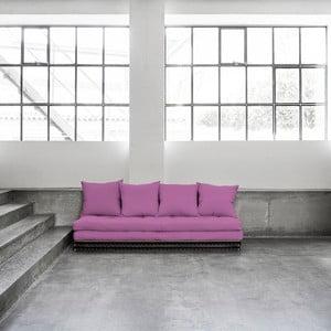 Sofa rozkładana Karup Chico Taffy Pink