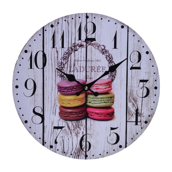Zegar Laduree Clock