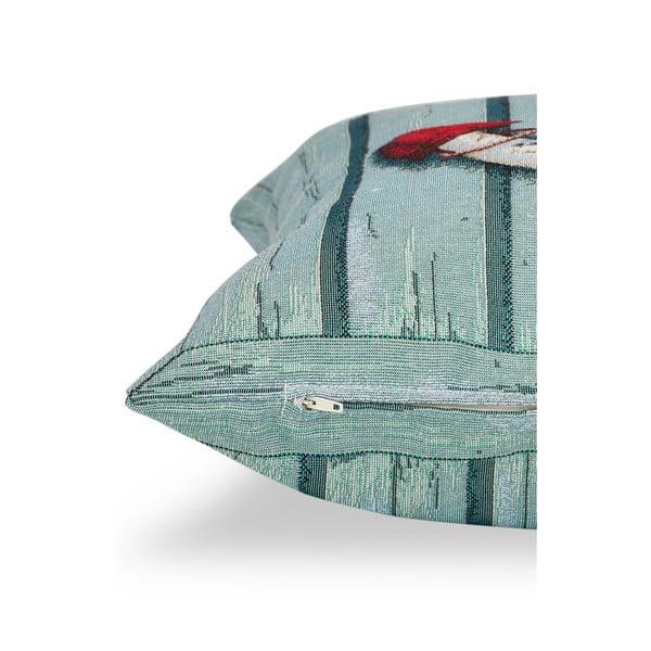 Poszewka na poduszkę Maritim Ship Anchor, 45x45 cm