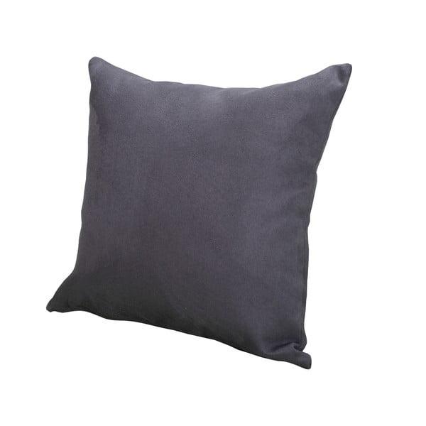 Poduszka z mikrowłókna Pillow 40x40 cm, czarna herbata