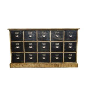 Komoda z szufladami Mercerie 11, 140x87 cm