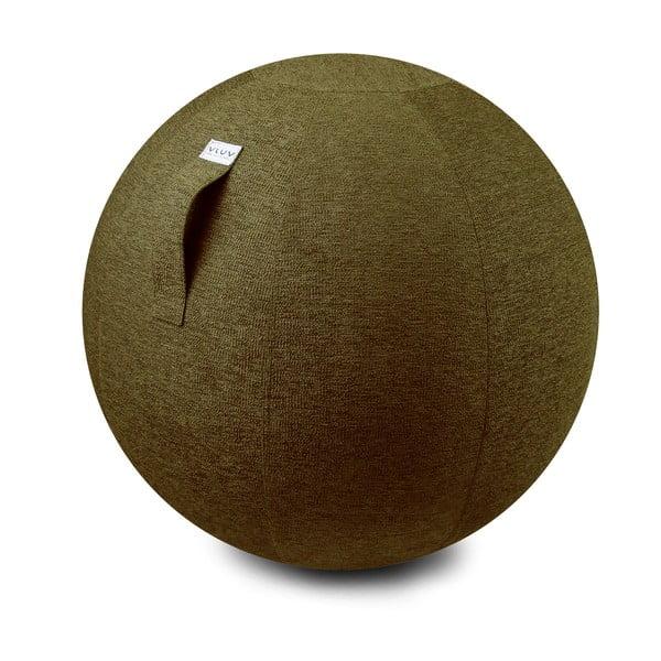 Piłka do siedzenia VLUV 65 cm, oliwkowa