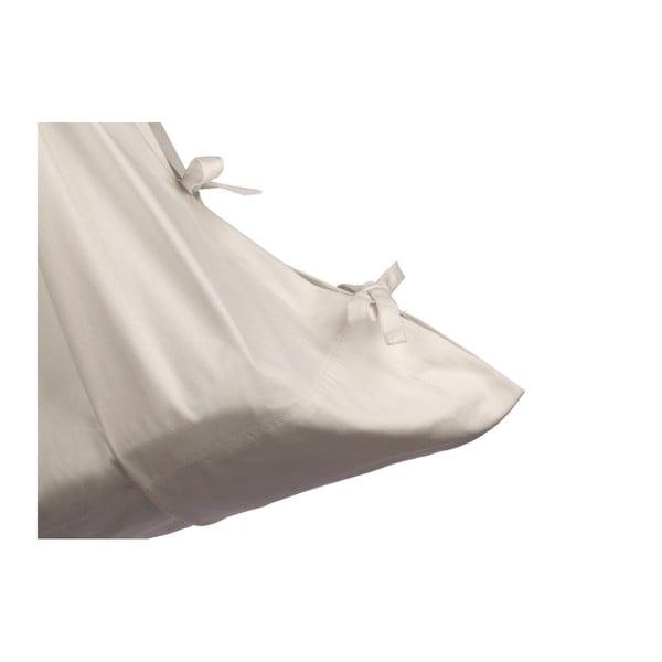 Kremowa kołyska/hamak z bawełny mocowana do sufitu Hojdavak Baby (0-9 miesięcy)