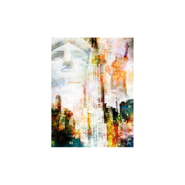 Obraz High Above, 60x80 cm